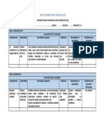 Informe Técnico Pedagógico Primaria 2018