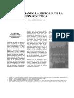 Historia unión soviética, resumen
