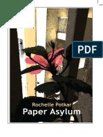 Paper Asylum by Rochelle Potkar