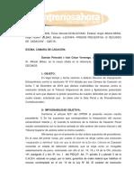 Impugnación extraordinaria preventiva (Alfredo Bilbao)