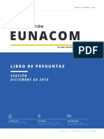 Preguntas Eunacom 2018