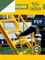 Escaleras Coldesa. Brochure
