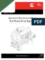 Diesel engine manual