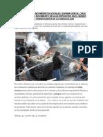 Analisis de Los Movimientos Sociales