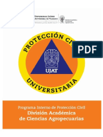 Programa Interno de Proteccion Civil Daca