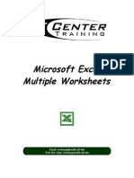 Excel Mult Handout