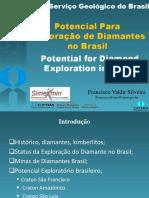 Kimberlitos Brasil