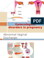 Gynecological Disorders In Pregnanacy Final PPT.pptx
