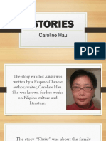 Stories by Caroline Hau