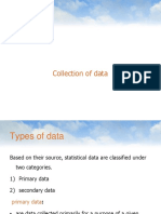 A Statistics Chapter One Cont.d I