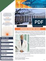 Medicine Matters - January 2018