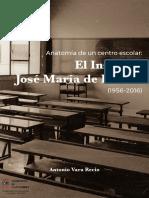 Libro Ies Pereda Anatomia Centro Escolar