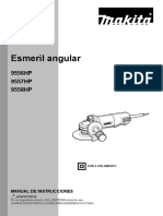 Esmeril Angular