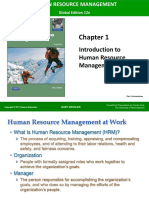 HRM Chapter 1