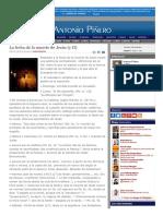 2007-03-29 La Fecha de La Muerte de Jesús 2-2 [34 de 3084] - (Antonio Piñero Blog)