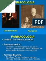 Farmacodinâmica Medicina
