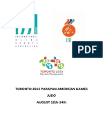 465 Results Results Judo Toronto 2015 Parapan American Games