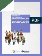Protocolo Silicosis Osalan