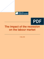 Impact of Recession on LM