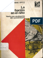 Rene Spitz - La Masturbación en El Niño(1)