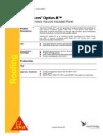 Decotherm Optim-R PDS 06.2015