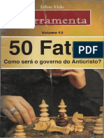 50 Fatos - Como será o governo do anticristo - Edino Melo.pdf