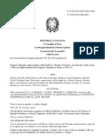 Sentenza Consiglio Di Stato 7819 2010