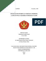 Lapmen Posbindu Taufik 2 PDF