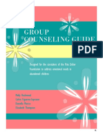 Zniber Group Counseling Guide