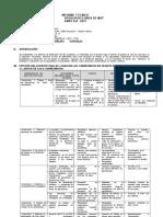 Informe Tecnico Pedagogico- 2018
