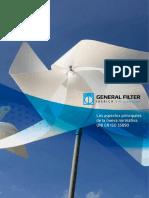 Brochure ISO 16890 Español GeneralFilter Group