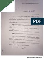 decreto Mucicipalidad de Córdoba