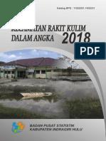 Kecamatan Rakit Kulim Dalam Angka 2018