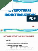 Estructuras Industrializadas 1 HORMIGÓN
