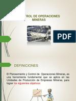 OperacionMinera
