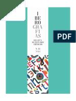 Revista - Iberografias 14