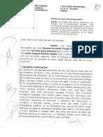 R.N. 126-2015 - Santa - Estafa - Captacion de alumnos por autoridades de una universidad sin reconocimiento legal configura delito de estafa