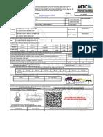 Formulario de Autorización Para La Circulación de Vehículos Especiales Y_o El Transporte de Mercancías Especiales