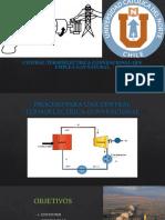 Central Termoeléctrica Convencional Que Emplea Gas Natural