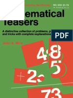 Mathematical teasers