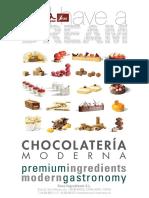 Demo Chocolateria Moderna Sosa Ingredients 19-11-18