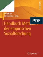Baur Blasius - Methoden Der Empirischen Sozialforschung