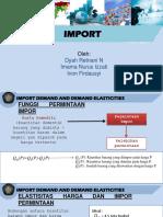 Multilateral Trade