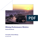 Performance Metrics Student Workbook