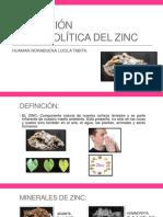 TABITA Obtención Electrolítica Del Zinc