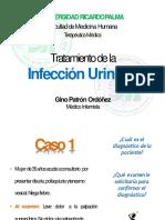 34 Infección urinaria