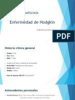 Linfoma Hodgkin