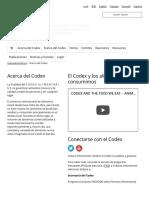 Acerca Del Codex_ Codexalimentarius