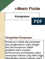 Mesin Fluida-Kompresor 01