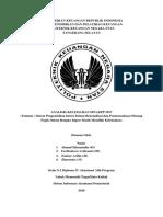 Sistem Pengendalian Internal LKPP 2017